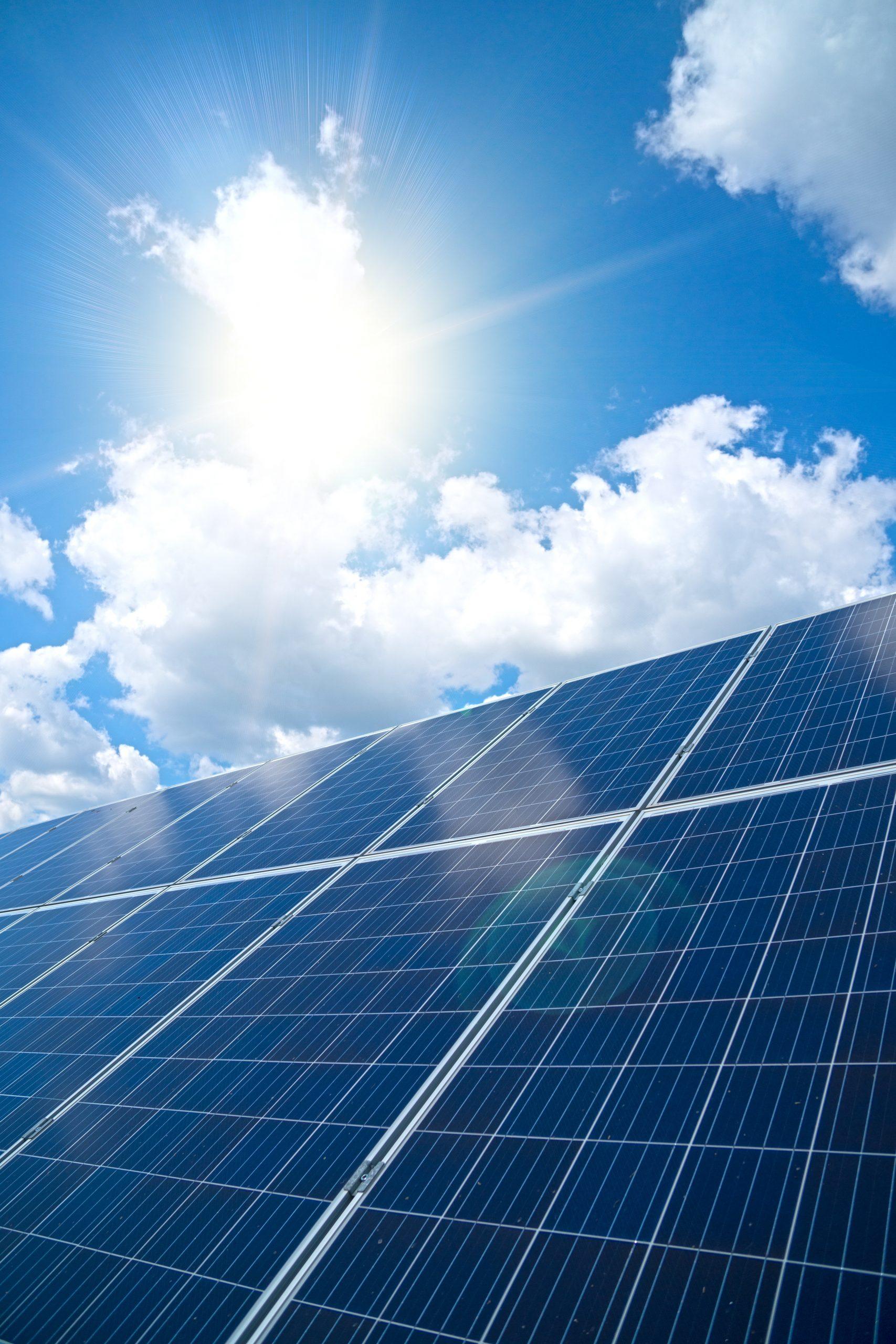 Génération de leads dans les panneaux photovoltaïques