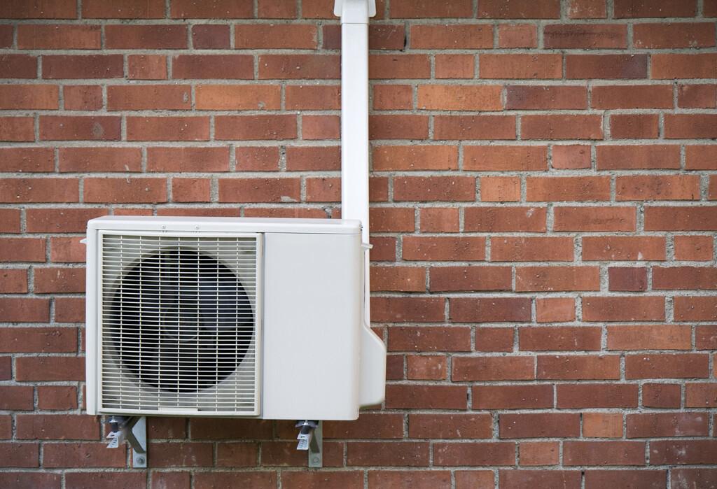 Photo pompe à chaleur extérieur